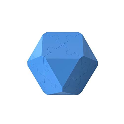 Dacyflower Cubo mágico de Rompecabezas Estrechamente Ajustado Construido para durar Juegos de Inteligencia desafiantes