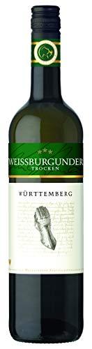 Württemberger Wein Weißburgunder QW trocken EISERNE HAND (1 x 0.75 l)