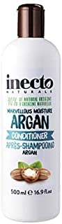 #MC INECTO Naturals ARGAN Conditioner 500ML-Give Your Hair a Deeply Conditioner Feel,Infused with Pure Organic Argan Oil,Nourise Your Hair and Make it Look Strong,Healthy and Lustrous