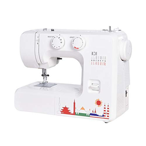Amazing Deal YL Sewing Machine Home Sewing Machine Electric Multifunction Hem Eat Thick