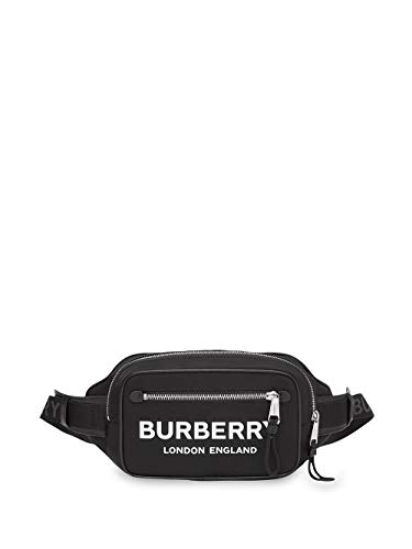 Luxury Fashion | Burberry Heren 8021089 Zwart Polyamide Heuptas | Lente-zomer 20