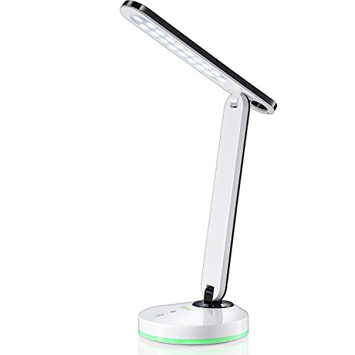 HPcom Desk Table Lamp LED,...