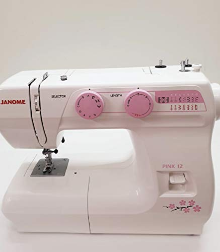 PINK 12 by Janome