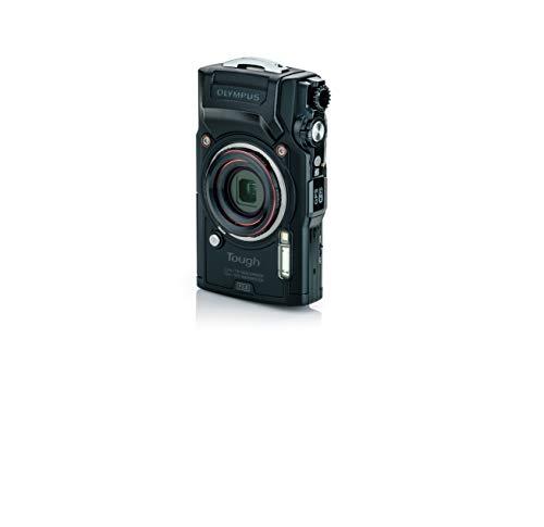 Olympus Tough TG-6 Waterproof Camera, Black