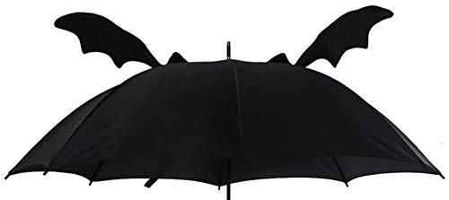 Mad Moonshine Schirm Gothic Bat - Fledermaus-Regenschirm