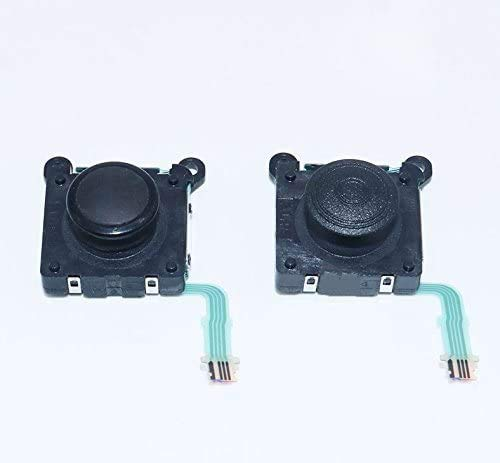 OEM Black 3D Analog Joystick Control Pad Stick Button for Sony PS Vita...