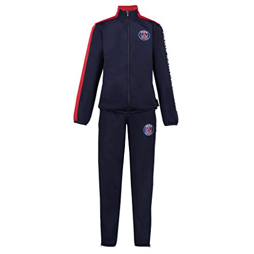 PSG heren trainingspak 18/19 - official PSG product - paris pak - paris vest en trainingsbroek - joggingspak - maat L