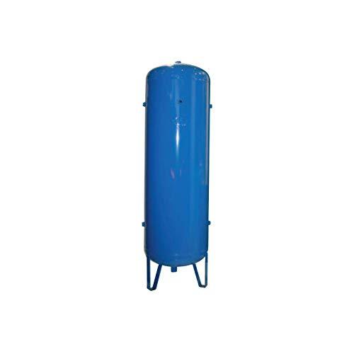 Cuve air comprimé peint - RV P 500 BP 500L. 11 bar - Ø 600 mm - H : 2055 mm kit de sécurité (soupape, …) Inclus