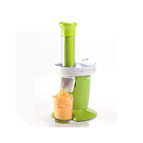 New A-Hha Household Fruit Ice Cream Maker Automatic Self-Cold,Green