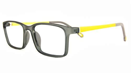 NOWAVE Occhiali neutri per bambini da PC, Smartphone e Gaming   Occhiali riposanti e protettivi ANTI LUCE BLU 40% e UV 100%