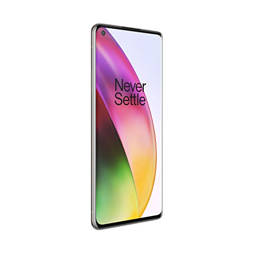 OnePlus 8 Interstellar Glow 12/256GB, display AMOLED 90Hz, 5G, Warp Charge 30T