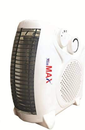 MinMAX 1000/2000 WATT PVC Room Heater PVC 1000/2000 WATT Room Heater Fan Room Heater