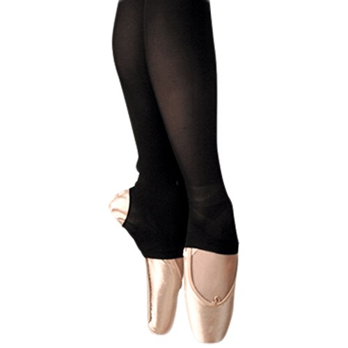 Body Wrappers Womens totalSTRETCH Stirrup Tights
