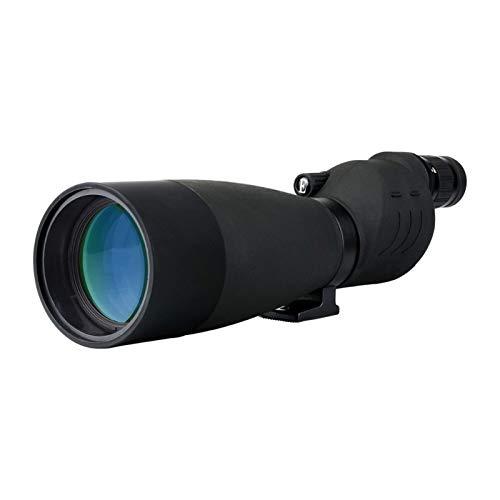 ZCZZ para Adultos SV17 telescopio 25-75x70mm Impermeable Alta definición observación de Aves Tiro con Arco Caza Tiro F9326A