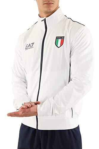 EA7 Italia Team Official Tracksuit M
