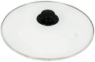 Rival Replacement Crock Pot Glass Lid black 5-Quart 38501-C