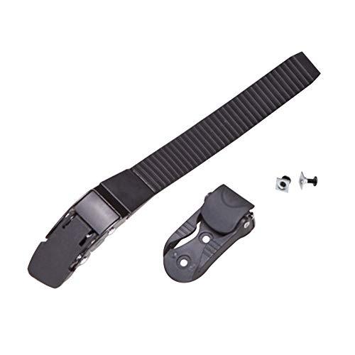 vap26 Ersatz Skates Strap Set mit Schnalle, Inline Roller Skating Schuhe Energy Strap Universal Easy Install Sicherheit