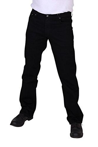 Oklahoma R140 Stretch-Jeans black MATRIX: Weite: W42 | Länge: L30