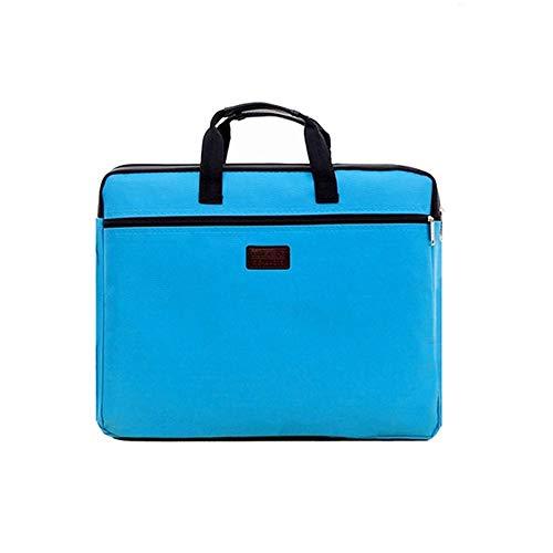 Portable Computer Bags Notebook Handbag Man Briefcase Travel Laptop Bags MacBook Handbag Solid Color