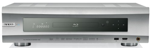 Best Prices! Oppo BDP-105D Universal Audiophile 3D Blu-ray Player Darbee Edition (Silver)