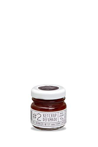 Ketchup #2 Defumado Strumpf 40g