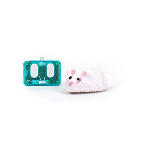 HEXBUG- Mouse Cat Toy con radiocontrol (Innovation First 480-4466)