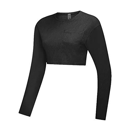 VDSON - Angel-Hemden & T-Shirts für Damen in Black, Größe Large