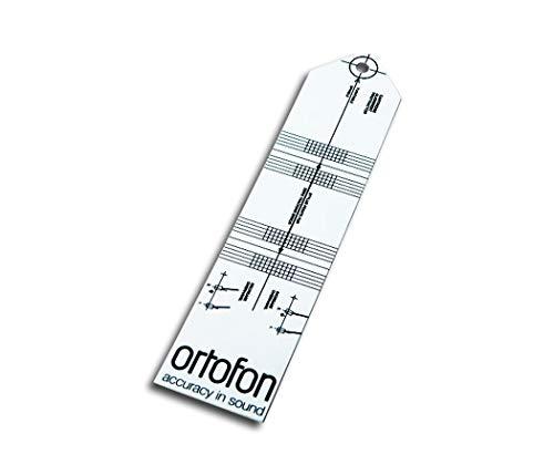 Ortofon Einstell/Überhangschablone