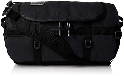 The North Face Base Camp Duffel Sports Bag, Unisex Adult, Black (TNF Black), M