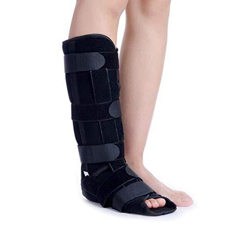 QLT BETY Bota Walker para Fractura de Tobillo Ideal para Soporte Estable de pie y húmero Cirugía del tendón de Aquiles Esguinces Agudos de Tobillo Cuidado postoperatorio