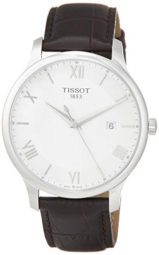 Tissot Tradition Gent T0636101603800 - Reloj de Pulsera