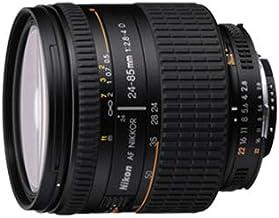 Nikon AF Zoom-NIKKOR 24-85mm f/2.8-4D IF - Objetivo con montura para Nikon (distancia focal 24-85mm , apertura f/2.8)