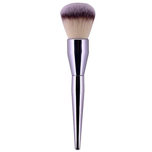 Xuejuanshop Pinceau De Maquillage Pinceau portatif Polyvalent de Blush de Pinceau de Maquillage Grand Pinceau de Poudre de Miel de Poudre Pinceaux Maquillage