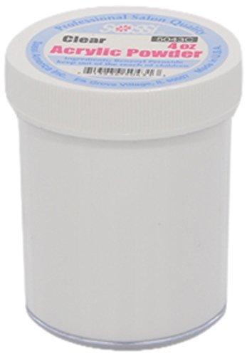 Sassi Acrlyic Liquid Powder (CLEAR) 4oz