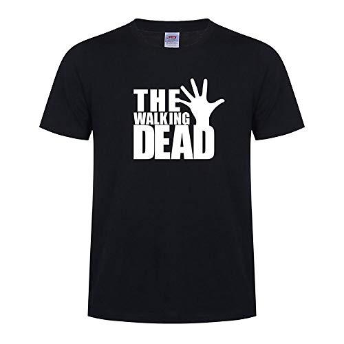 The Walking Dead Camiseta Camiseta de la Camiseta de Las