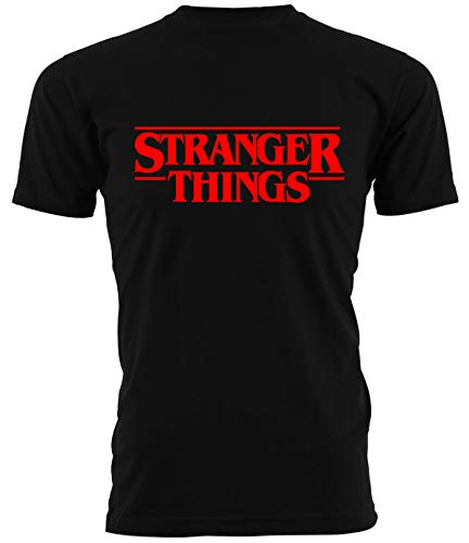 Tshirt Stranger Things - Serie TV - Idea Regalo