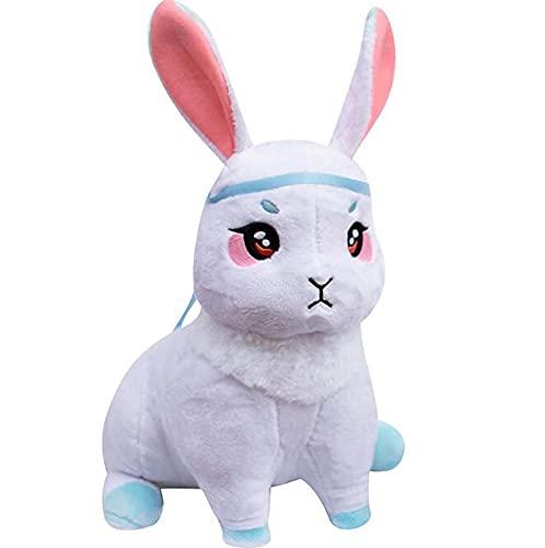 Hongdong 魔道祖師 キャラクターウサギ ぬいぐるみ 陳情令 藍忘機 魏無羨 おもちゃ 日常 コスプレ小物 かわいい 萌えグッズ 人気 周辺 ギフト