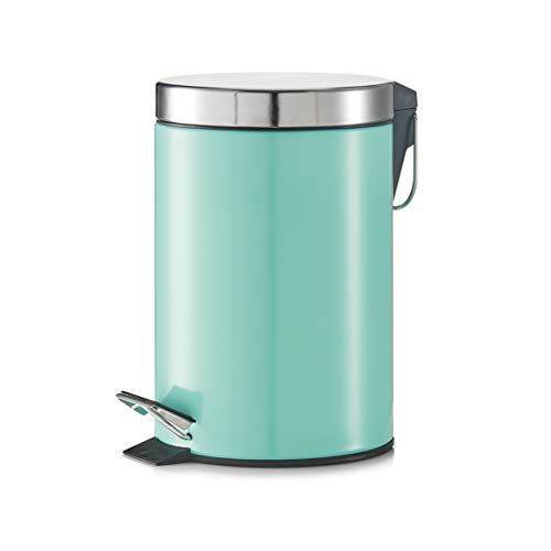 For Sale! Zeller Pedal Bin 3L of Metal in Mint