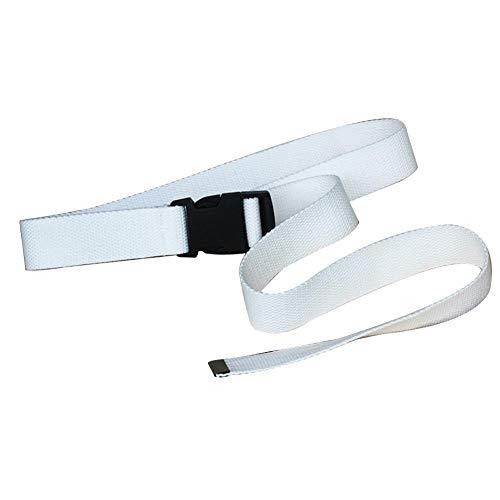 Urben Life Comfortabele elastische gevlochten stretch riem - stretchbelt - stoffen riem - gevlochten verstelbare riem voor dames