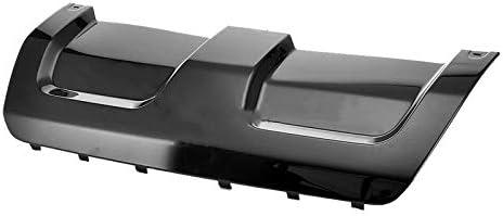 CITALL Black Rear Bumper Skid Plate Industry No. 1 Rang Land Rover for Trim Atlanta Mall Fit