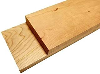 Cherry Lumber Board - 3/4