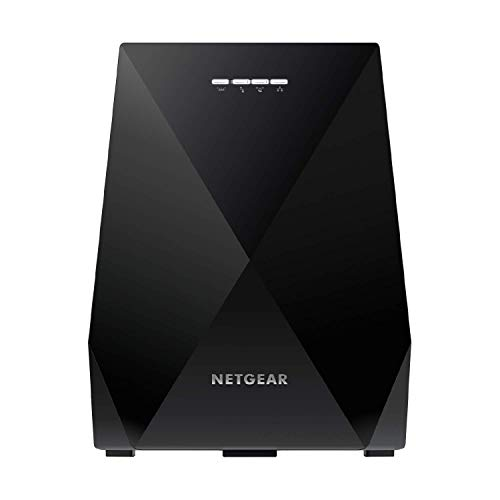 NETGEAR Tri-band Wireless Mesh WiFi Internet Booster Range Extender | Covers up to 2000 sq ft and 40...