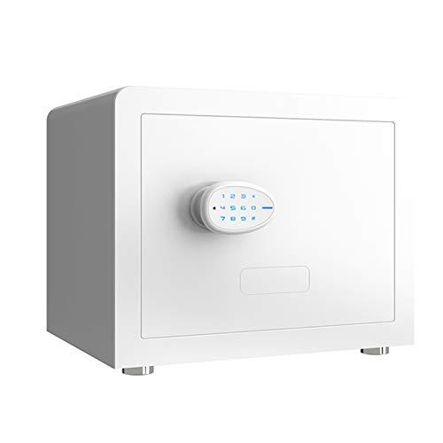 ZLSANVD Caja Blanca electrónica Digital de Seguridad Cajas Fuertes de Acero Ocultos de construcción con el Seguro de Bloqueo for la Seguridad del Hotel de Negocios
