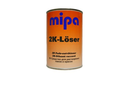 Mipa 2K Löser Beispritzverdünnung (1 Liter)