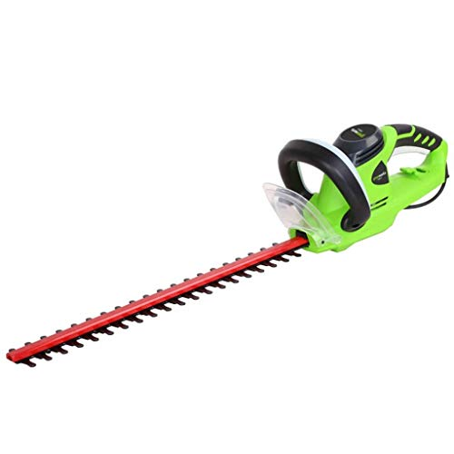 Greenworks Tools 2208768cm 700W Tagliasiepi Elettrico con manico girevole
