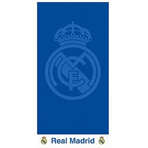 REAL Madrid Toalla Ducha 160x 86cm Toalla Playa
