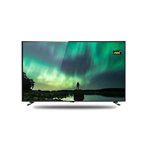 YINxy Smart TV Full HD Pantalla Grande con Proyección Inalámbrica, USB, HDMI y Wi Fi, Negro