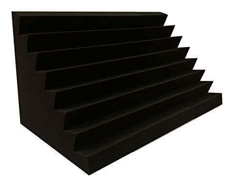 Bass Trap Performance Absorber Lamellen (Pyramiden) Profil (Ca. 50x30x30cm)