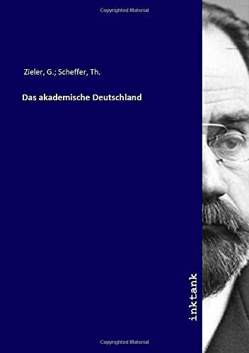 Das akademische Deutschland