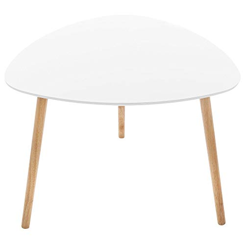 Atmosphera - Table de café Mileo Blanche